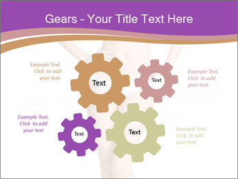 Female applying PowerPoint Template - Slide 47