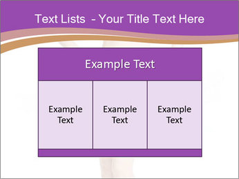 Female applying PowerPoint Template - Slide 59