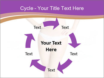 Female applying PowerPoint Template - Slide 62