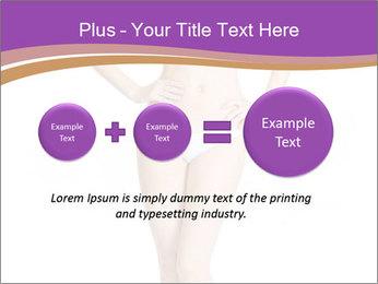 Female applying PowerPoint Template - Slide 75