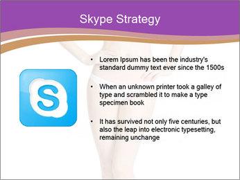 Female applying PowerPoint Template - Slide 8