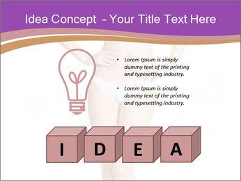 Female applying PowerPoint Template - Slide 80