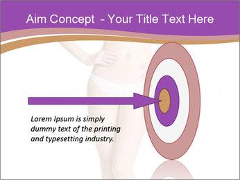 Female applying PowerPoint Template - Slide 83