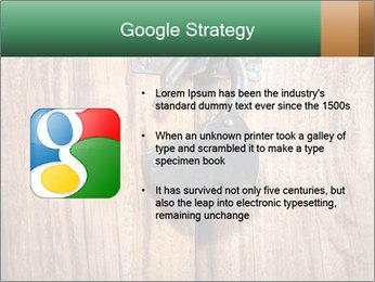 Old padlock PowerPoint Templates - Slide 10