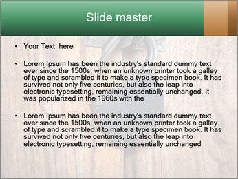 Old padlock PowerPoint Templates - Slide 2
