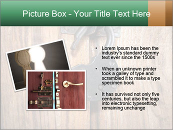 Old padlock PowerPoint Templates - Slide 20