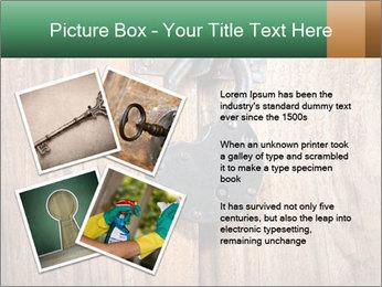 Old padlock PowerPoint Templates - Slide 23