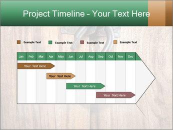 Old padlock PowerPoint Templates - Slide 25