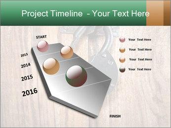 Old padlock PowerPoint Templates - Slide 26