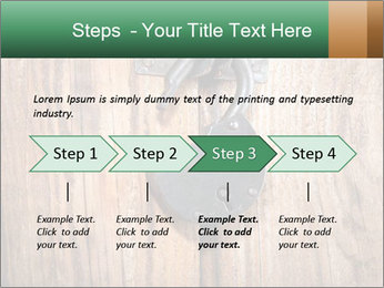 Old padlock PowerPoint Templates - Slide 4