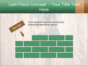 Old padlock PowerPoint Templates - Slide 46