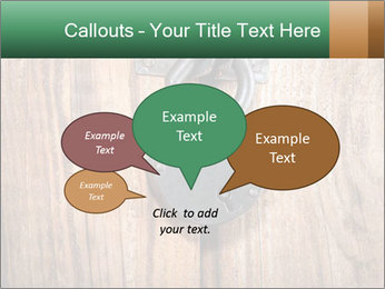 Old padlock PowerPoint Templates - Slide 73