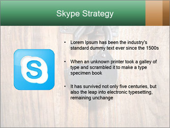 Old padlock PowerPoint Templates - Slide 8