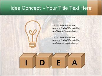 Old padlock PowerPoint Templates - Slide 80