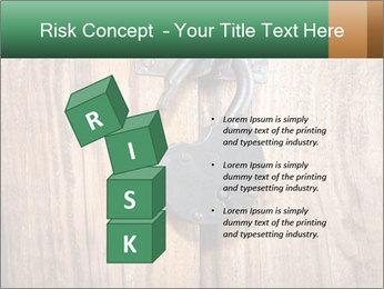Old padlock PowerPoint Templates - Slide 81