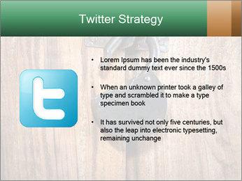 Old padlock PowerPoint Templates - Slide 9