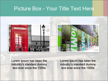 Old Main Building PowerPoint Template - Slide 18