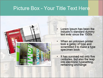 Old Main Building PowerPoint Template - Slide 20