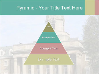 Old Main Building PowerPoint Template - Slide 30