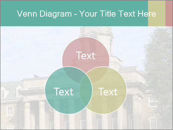 Old Main Building PowerPoint Template - Slide 33