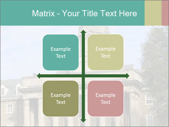 Old Main Building PowerPoint Template - Slide 37