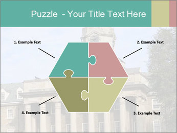 Old Main Building PowerPoint Template - Slide 40