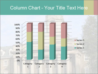 Old Main Building PowerPoint Template - Slide 50