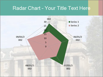 Old Main Building PowerPoint Template - Slide 51