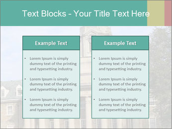 Old Main Building PowerPoint Template - Slide 57