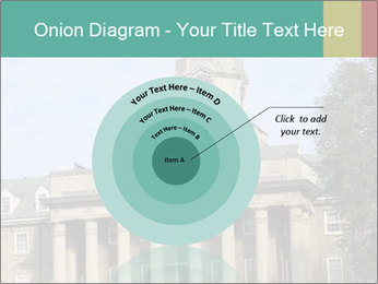 Old Main Building PowerPoint Template - Slide 61