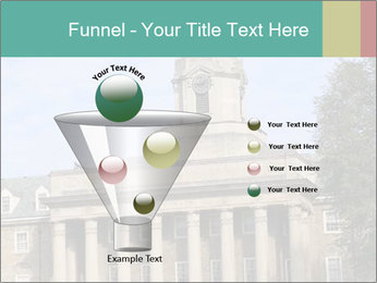Old Main Building PowerPoint Template - Slide 63