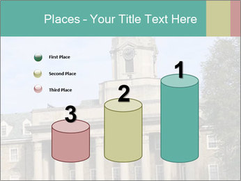Old Main Building PowerPoint Templates - Slide 65