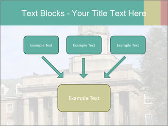 Old Main Building PowerPoint Template - Slide 70