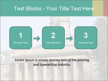 Old Main Building PowerPoint Template - Slide 71
