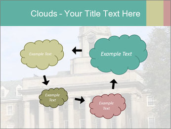 Old Main Building PowerPoint Template - Slide 72