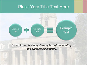 Old Main Building PowerPoint Templates - Slide 75