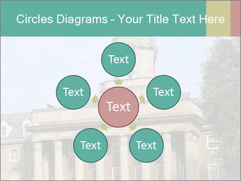 Old Main Building PowerPoint Template - Slide 78