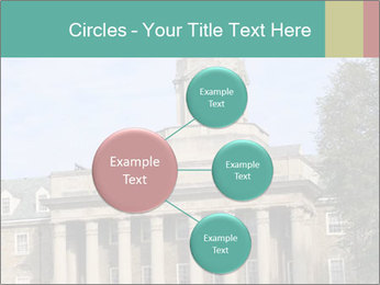 Old Main Building PowerPoint Template - Slide 79