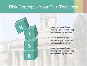 Old Main Building PowerPoint Template - Slide 81