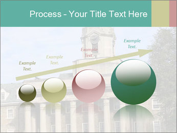 Old Main Building PowerPoint Template - Slide 87