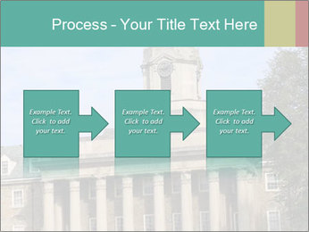 Old Main Building PowerPoint Template - Slide 88
