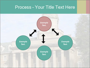 Old Main Building PowerPoint Template - Slide 91
