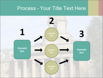 Old Main Building PowerPoint Template - Slide 92