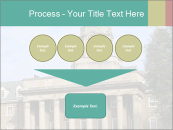 Old Main Building PowerPoint Template - Slide 93
