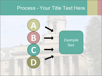 Old Main Building PowerPoint Template - Slide 94