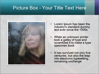 Middle-aged woman PowerPoint Templates - Slide 13