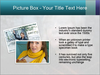 Middle-aged woman PowerPoint Template - Slide 20