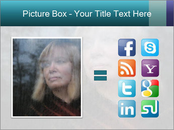 Middle-aged woman PowerPoint Template - Slide 21