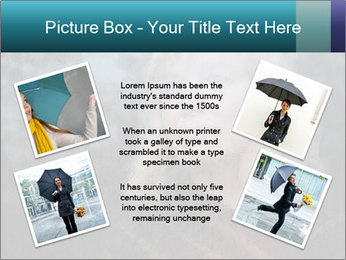 Middle-aged woman PowerPoint Template - Slide 24