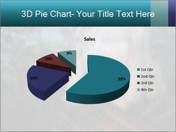 Middle-aged woman PowerPoint Template - Slide 35